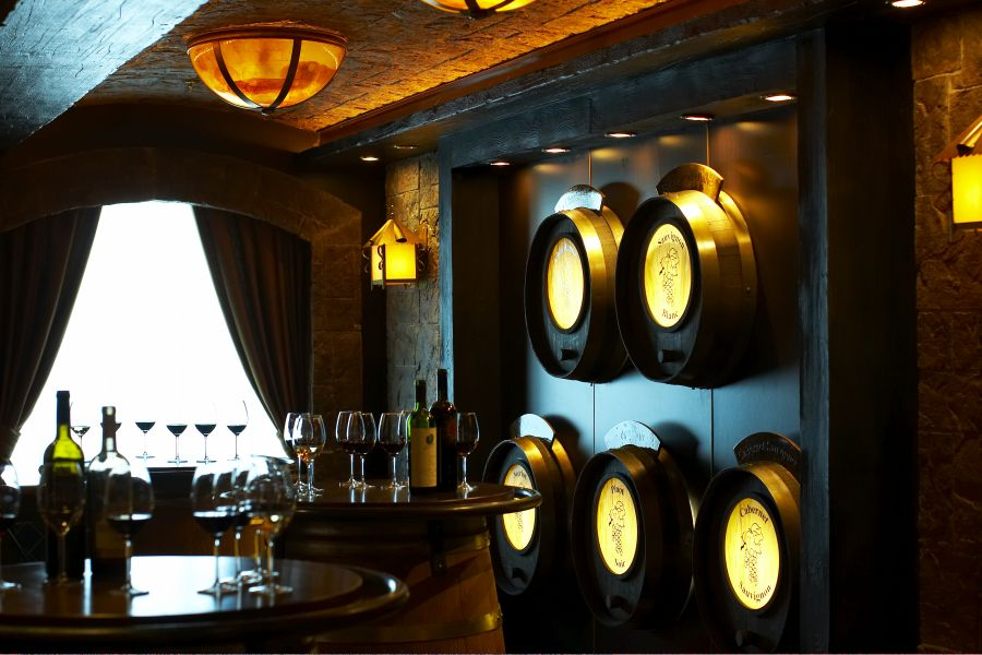 Regal Princess-dining-Vines