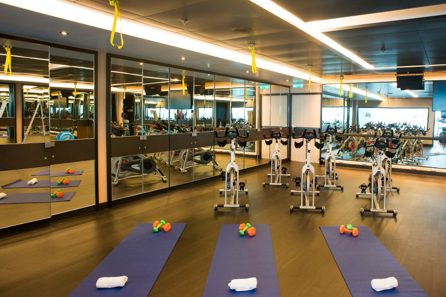 Regal Princess-health-and-fitness-Fitness Centre