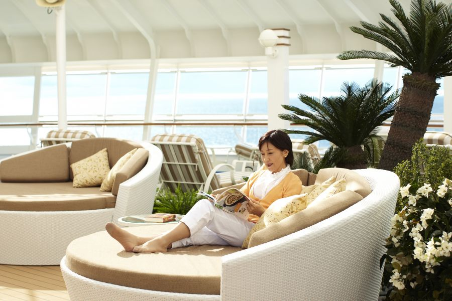 Regal Princess-health-and-fitness-The Sanctuary