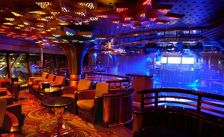 Ruby Princess-entertaiment-Skywalker's Nightclub