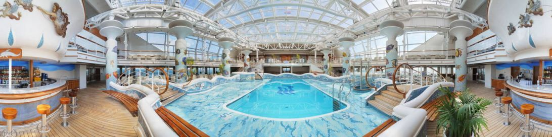 Ruby Princess-health-and-fitness-Pools & Hot tubs