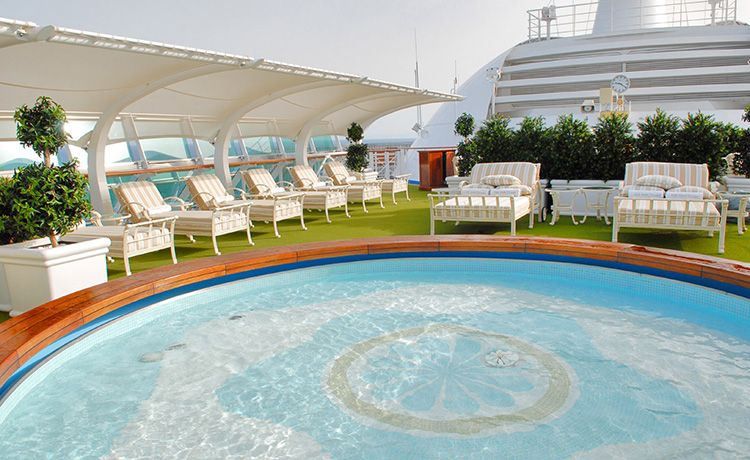 Sapphire Princess-health-and-fitness-The Sanctuary