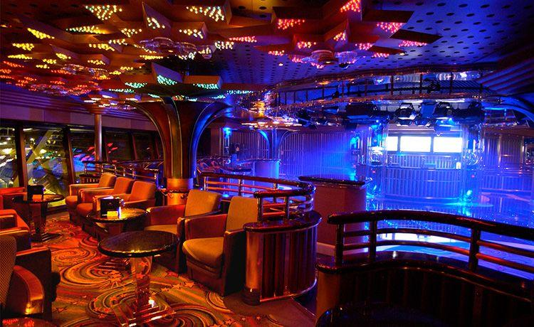 Star Princess-entertainment-Skywalker's Nightclub