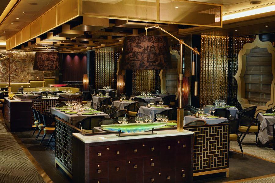 Seven Seas Explorer-dining-