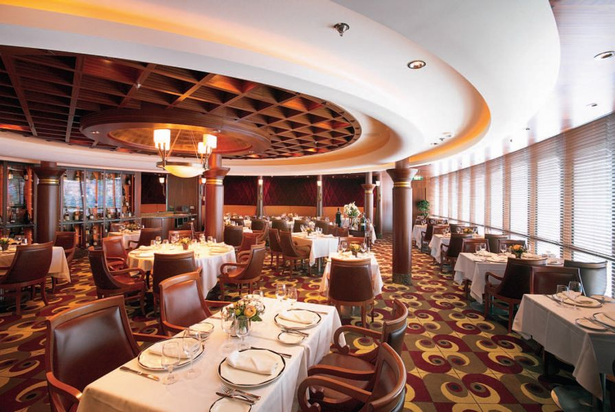 Brilliance of the Seas-dining-