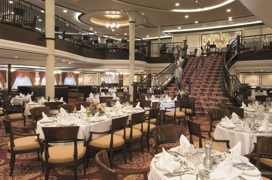 Enchantment of the Seas-dining-