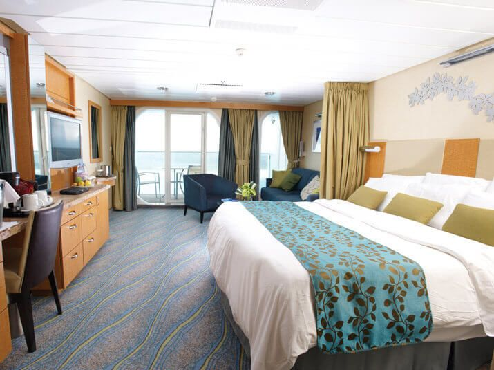 Harmony of the Seas-stateroom-Balcony Staterooms