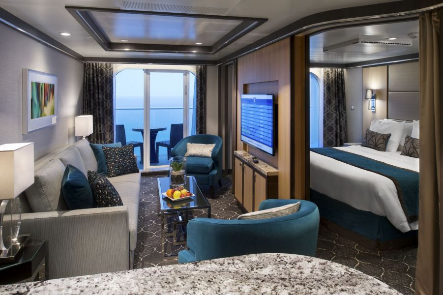 Harmony of the Seas-stateroom-Balcony Suite