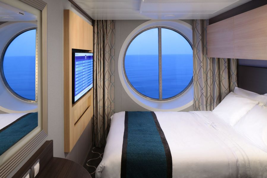 Harmony of the Seas-stateroom-Ocean View Staterooms