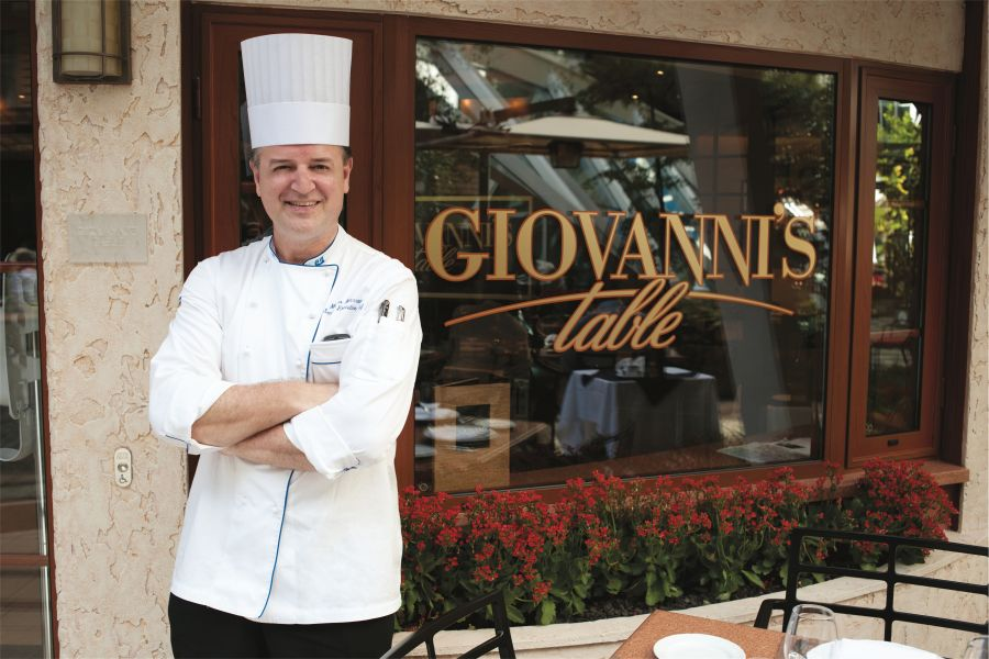 Harmony of the Seas-dining-Giovanni's Table
