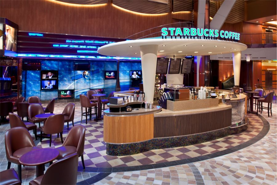 Harmony of the Seas-dining-Starbucks