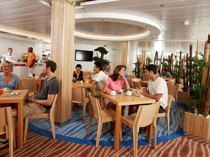 Harmony of the Seas-dining-Vitality Cafe