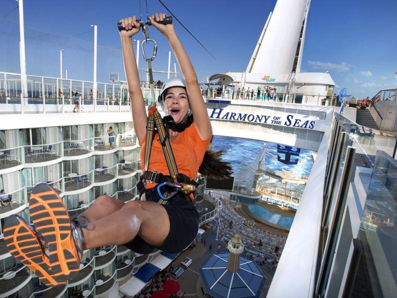 Harmony of the Seas-health-and-fitness-Zip Line
