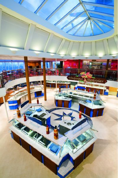 Majesty of the Seas-dining-
