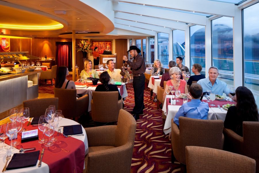 Radiance of the Seas-dining-