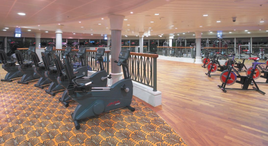 Radiance of the Seas-health-and-fitness-