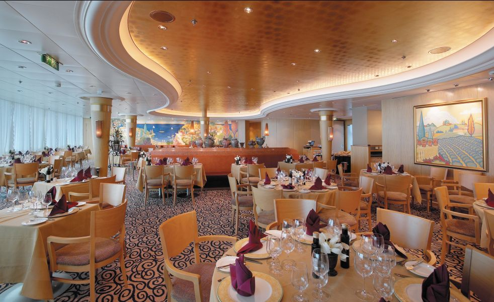Serenade of the Seas-dining-