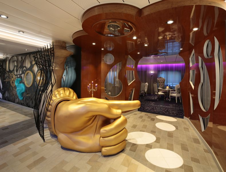 Spectrum of the Seas-dining-