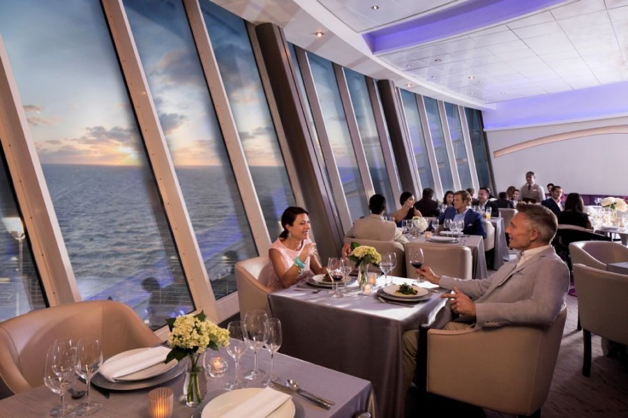 Symphony of the Seas-dining-