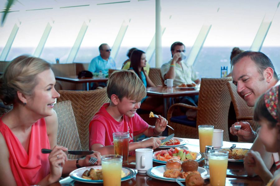 Voyager of the Seas-dining-