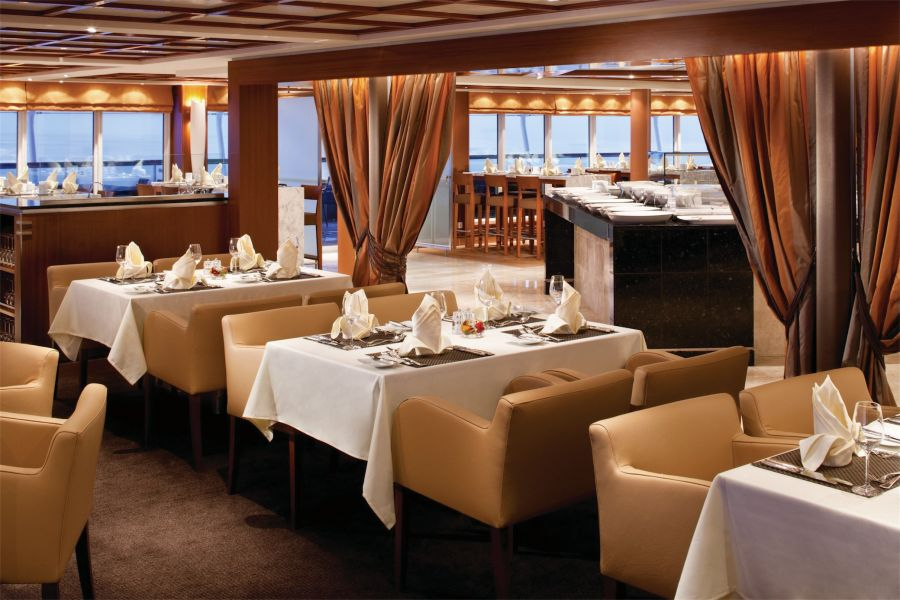 Seabourn Sojourn-dining-