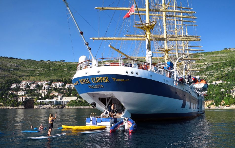 Royal Clipper-health-and-fitness-