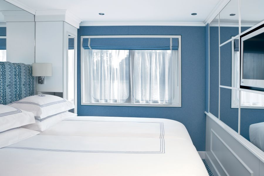 The A-stateroom-