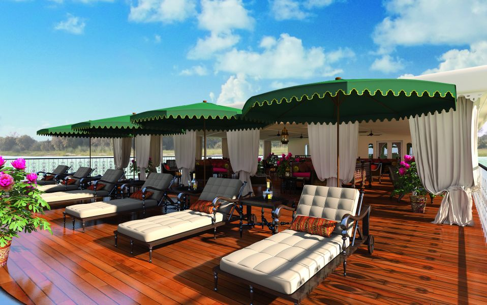 Ganges Voyager II-entertainment-