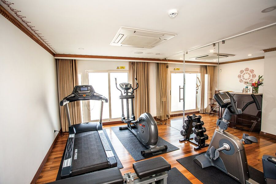 Ganges Voyager II-health-and-fitness-