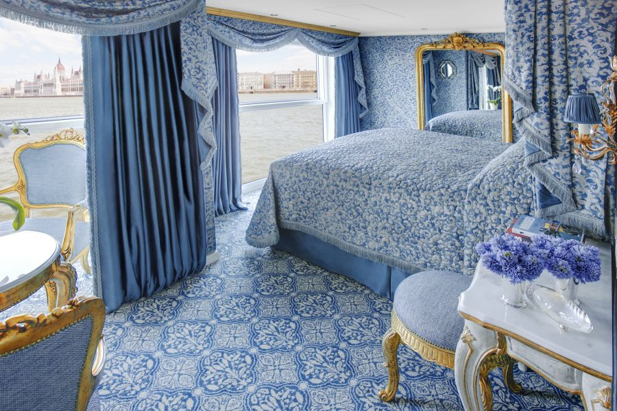 S.S. Maria Theresa-stateroom-