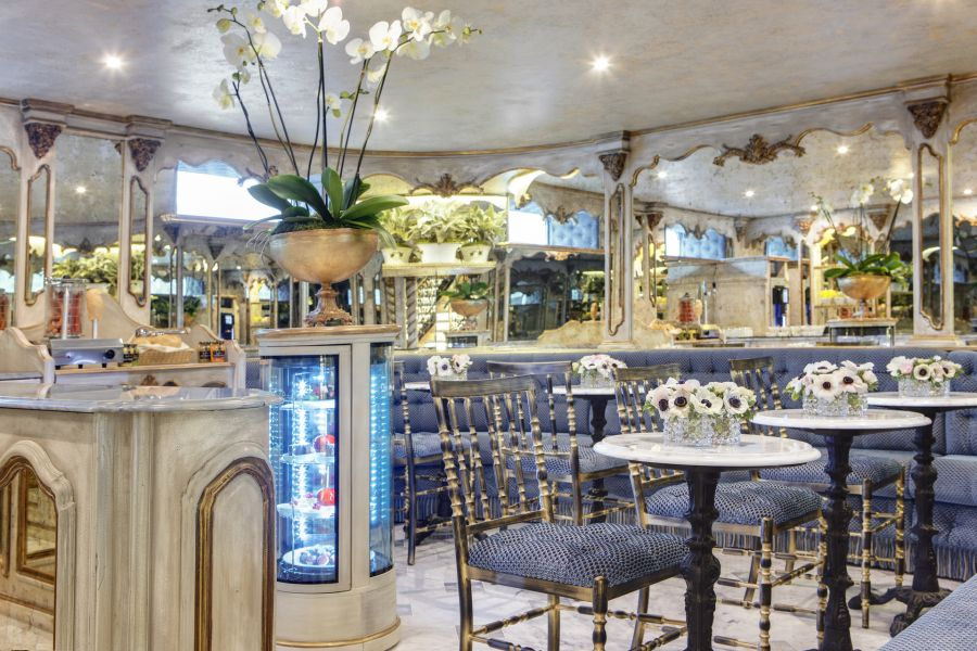 S.S. Maria Theresa-dining-