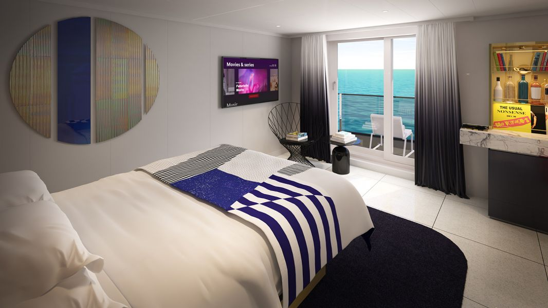 Scarlet Lady-stateroom-Sweet Aft Suite - Biggest Terrace (SAB)